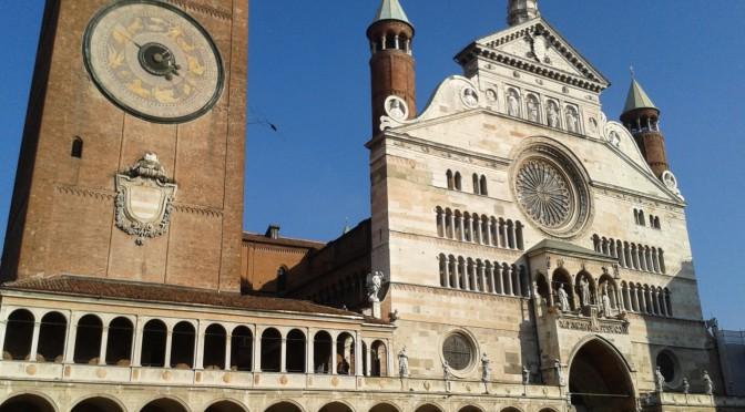 Der Dom von Cremona mit seinem Torrazzo