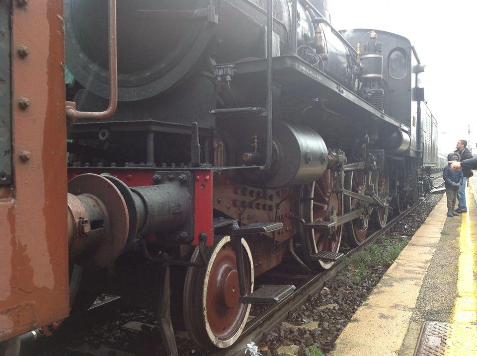 Dampflok 141115