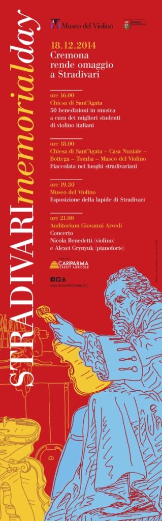Stradivari Todestag 2