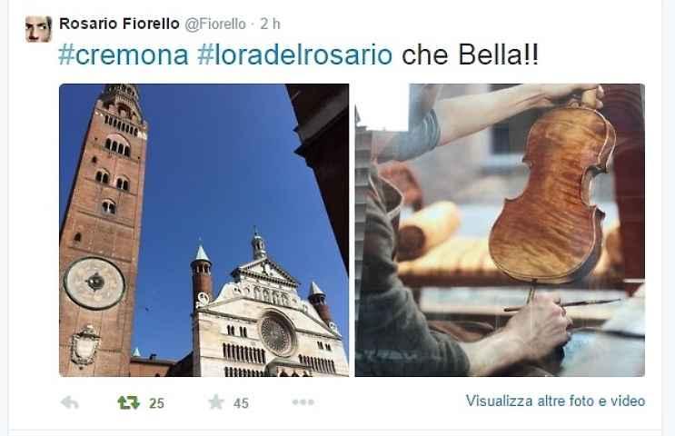 Fiorello Twitter