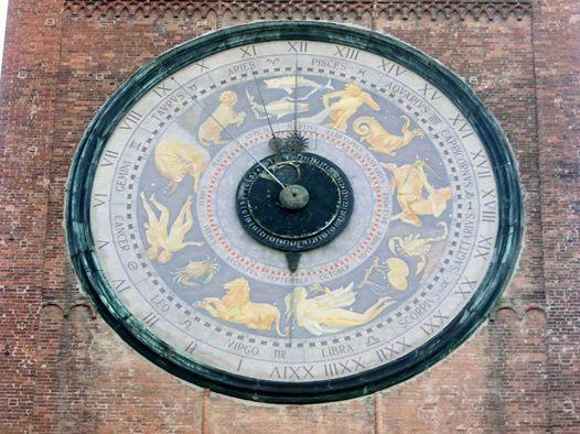 astronomische Uhr Dom