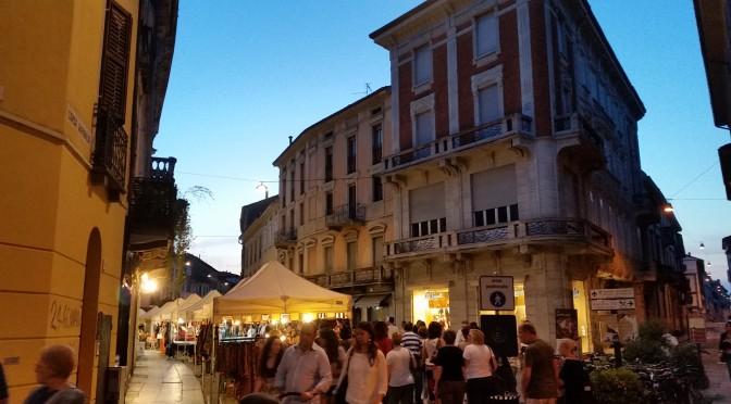 Der Donnerstag im Sommer in Cremona 3