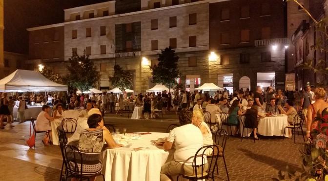Der Donnerstag im Sommer in Cremona 2