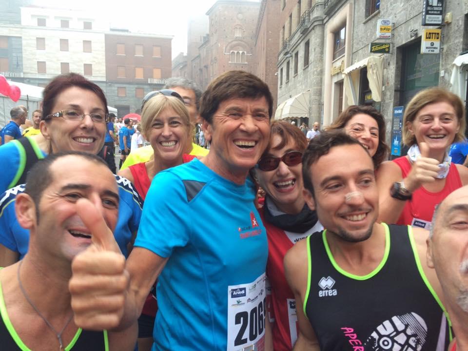 Gianni Morandi Halbmarathon