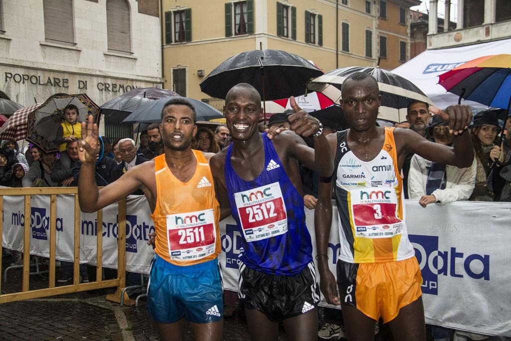 Halbmarathon 2015 Sieger