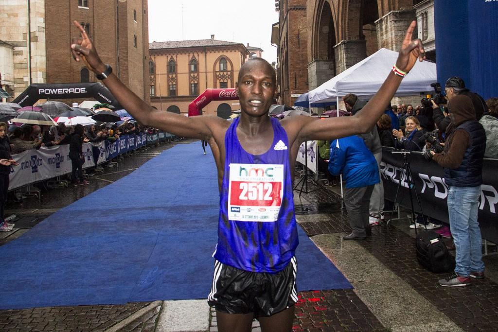 Halbmarathon 2015 Sieger m