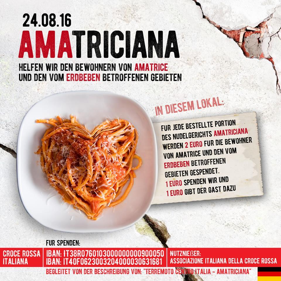 Amatriciana dt