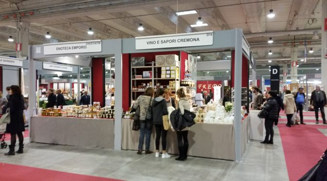 Il BonTà – Die Messe des guten Geschmacks in Cremona